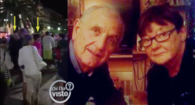 YOUTUBE Nizza, Angelo D'Agostino-Gianna Muset dispersi: in video si vede che...