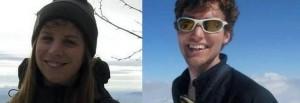 Debora Meneghini e Davide Zanon morti sull' Ortles, a 500 metri dalla vetta del Gran Zebrù