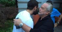 """Aurelio De Laurentiis: """"Higuain buon attore ma non ci prenda per il c…"""""""
