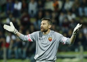 Calciomercato Roma ultim'ora: Morgan De Sanctis, notizia clamorosa