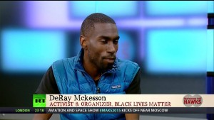 DeRay McKesson di Black Lives Matter