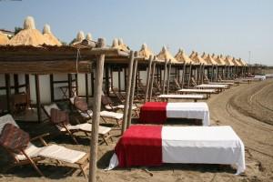 Spiagge, le più care d'Italia: Venezia (355 € giorno), Forte...