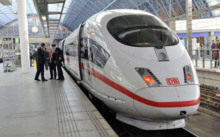Germania prova ad accoltellare passeggeri su treno arrestato - Agenzie immobiliari ad amburgo ...