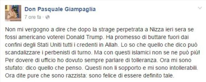 don pasquale giamaglia post