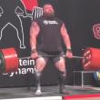 VIDEO YOUTUBE Eddie Hall solleva 500 kg (record) e sviene 03