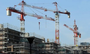 Guarda la versione ingrandita di Crescita ferma, edilizia paralizzata: l'allarme dei costruttori