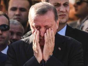 Guarda la versione ingrandita di Erdogan, un golpe