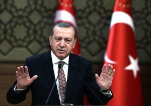 Guarda la versione ingrandita di Turchia, Erdogan