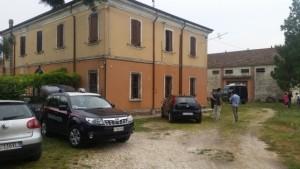 Guarda la versione ingrandita di Ferrara, spari a coppia di anziani in casa: lui muore, due ricercati (la villetta dell'omicidio)