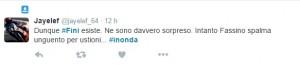 """Guarda la versione ingrandita di Gianfranco Fini ospite a In Onda, Twitter si scatena: """"Rovinato da…"""""""