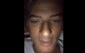Fiorello e il video pubblicato su Periscope