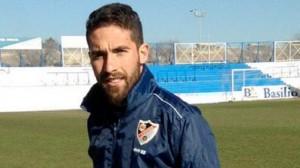 Guarda la versione ingrandita di Fran Carles morto in palestra. Giocava nel Linares Deportivo
