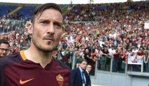 Francesco Totti (foto Ansa)