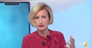 """""""Angelino Alfano ministro dell'inferno"""": gaffe tv per Flavia Fratello VIDEO"""