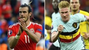 A che ora si gioca Galles-Belgio? Diretta tv e streaming, info sulla partita