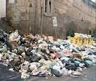 Immondizia a Roma