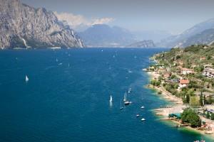 Riva del Garda e Limone, arriva la pista ciclabile a sbalzo vista lago