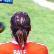 Gareth Bale è calvo? Sotto il codino... FOTO