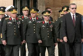 Guarda la versione ingrandita di Generali turchi