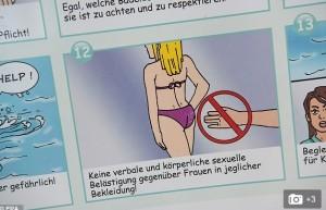 Germania: migranti addestrati come bagnini. Finora in piscina...