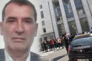 Claudio Giardiello, ergastolo: ne uccise 3 al Tribunale di Milano