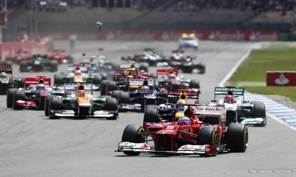 How to watch German Grand Prix online for FREE – stream F1 to your TV and smartphone