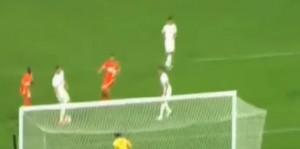 Graziano Pellè primo gol in Cina per lo Shandong