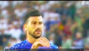 Germania-Italia VIDEO, rigore Graziano Pellè: mima cucchiaio e sbaglia goffamente
