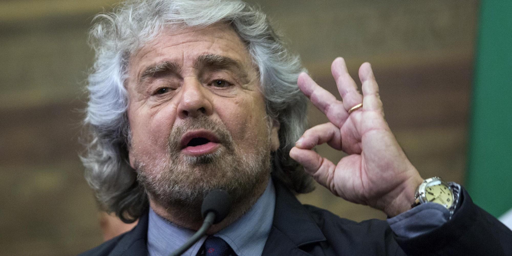 <b>Beppe Grillo</b> e M5S in guai economici? Espulsi chiedono risarcimenti. - grillo