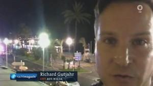 Guarda la versione ingrandita di Nizza e Monaco, i video delle stragi girati dallo stesso giornalista?
