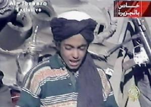 Guarda la versione ingrandita di Hamza bin Laden: