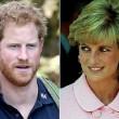 Principe Harry depresso dopo morte Lady Diana01