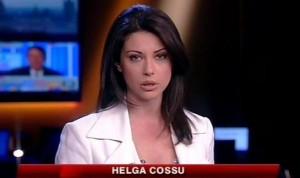 VIDEO Letizia Leviti morta, Helga Cossu di Sky si commuove in diretta