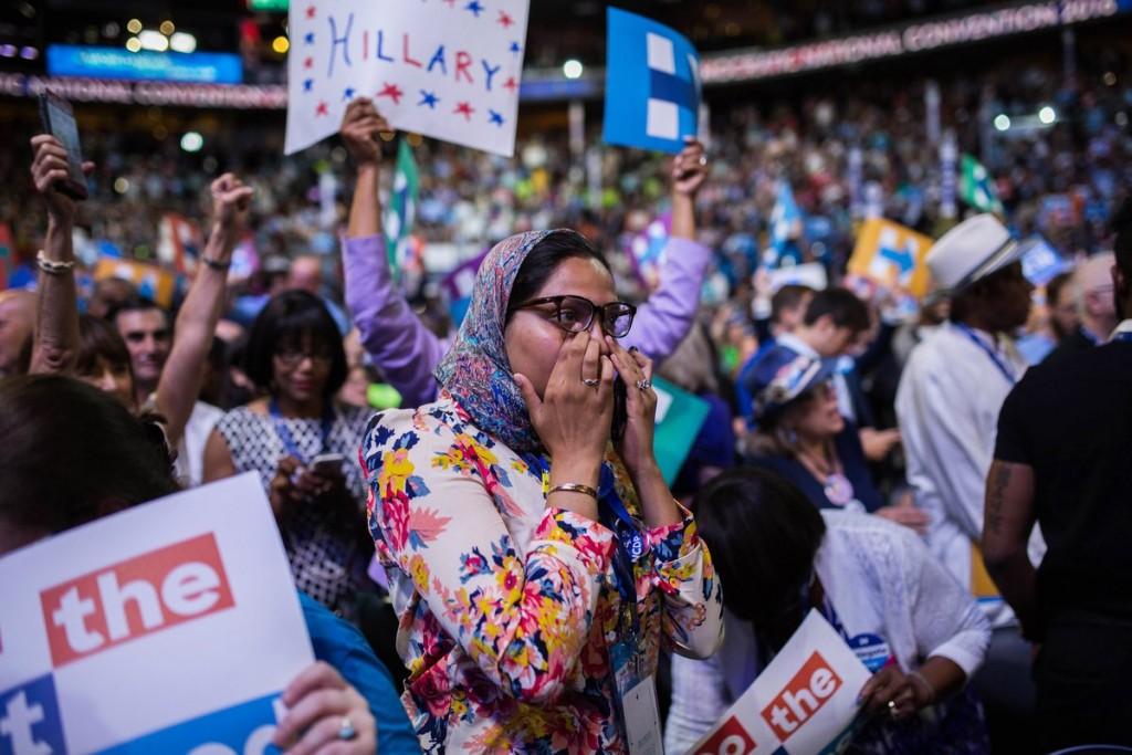 Hillary Clinton prima donna in corsa per la Casa Bianca 4