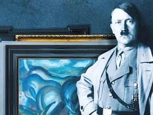 Guarda la versione ingrandita di Germania, caccia ad opere d' arte e libri rubati da nazisti