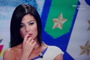 Ilaria D'Amico: Gigi Buffon in lacrime dopo Germania-Italia, e lei... FOTO