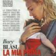 Ilary Blasi al mare con Isabel FOTO. Poi il Grande Fratello