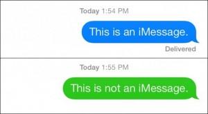 """Apple, """"il nuovo iMessage è meglio di WhatsApp"""""""