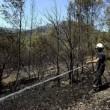 Incendio devasta Correns, vicino al castello di Brad Pitt e Angelina Jolie in Francia 3
