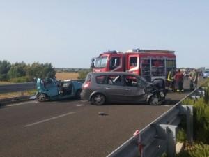 Sassari: Monica Rita Azzu e Luisa Mulargia morte, travolte da auto