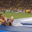 Tamberi crac: lesione legamento dopo record, addio Olimpiadi Rio