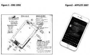 "Causa ad Apple: ""Ho inventato io iPhone nel 1992"""