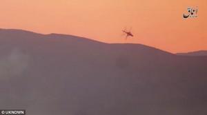 Isis abbatte elicottero russo a Palmira, morti 2 piloti4