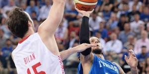 Italia di Basket fuori dalle Olimpiadi: non parteciperà ai giochi di Rio