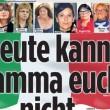 """Italia-Germania, la stampa tedesca: """"Oggi mamma non vi aiuta..."""""""