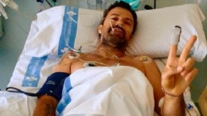 Guarda la versione ingrandita di Jarabe De Palo, il cantante Pau Donès in ospedale: che succede?