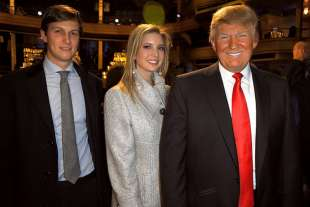 "Jared Kushner, genero Trump fa carriera come ""parente di""..."