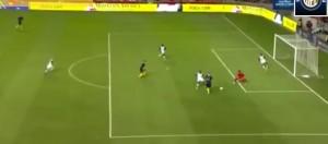 Real Salt Lake-Inter 1-2 highlitghts, Jovetic tacco gol