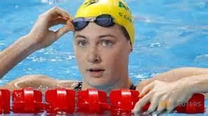 Guarda la versione ingrandita di Nuoto. Australiana Cate Campbell batte record mondo 100 m sl