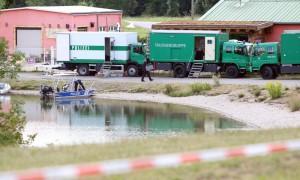 Lipsia, psicosi serial killer: 2 corpi fatti a pezzi nel lago